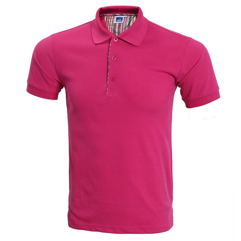 New 2016 Summer Style Casual Business Classic Polo Homme Short Sleeves Solid Polo Shirt Men Cotton Brands XXXL