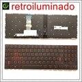 Neue Spanisch Beleuchtete Tastatur für Lenovo Legion Y7000 Y7000P Y530 15 Y530P Y530-15ICH Y530-15ICH-1060 Y7000P-1060 SP latin LA