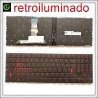 الإسبانية الخلفية لوحة المفاتيح لينوفو الفيلق Y520 Y520 15IKB Y720 Y720 15IKB R720 R720 15IKB 15 15IKB 9Z. NDKBN. d01 SP اللاتينية LA-في لوحات المفاتيح البديلة من الكمبيوتر والمكتب على