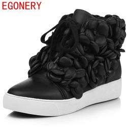 Egonery shoes 2017 hot sale ankle boots casual lace up modern round toe height increasing fashion.jpg 250x250