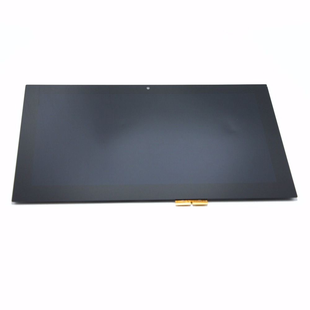 11.6 Full LCD Display Touch Screen Glass Digitizer Assembly For Dell Inspiron 11 3000 Series 3147 3148 3152 3153 3157 3158 P20T hj6y9 genuine for dell lcd display assembly matte xps 13 9350 p54g series lcd led glass complete display digitizer non touch