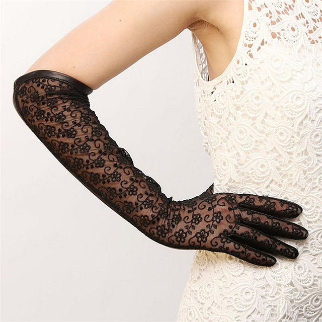 Rushed Women Gloves 45cm...