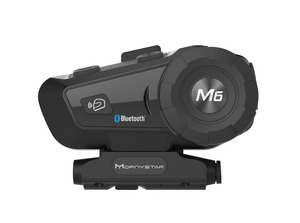 Image 5 - 1000m Bluetooth Intercom Motorcycle Helmet Headsets for 2Rider BT Wireless Walkie Talkie Moto Stereo Interphone MP3 GPS FM Radio
