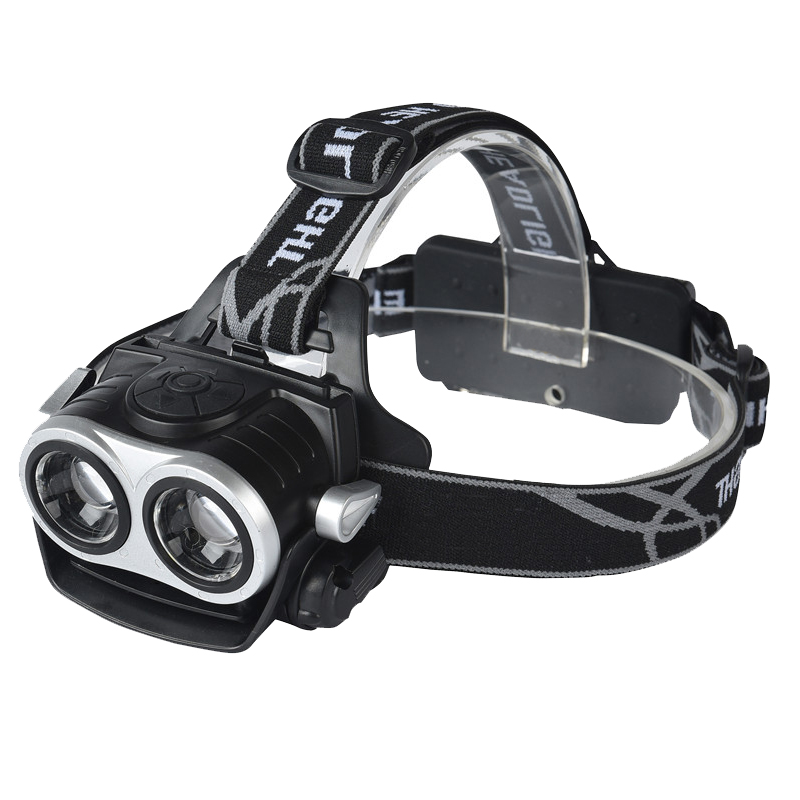 5000 Lumens LED Head Lamp XML-T6 Zoom Headlamp High Power Head Torch Led Headlight Rechargeable 18650 flashlight lampe frontale powerful xml t6 headlight 5000 lm rechargeable led headlamp t6 flashlight head torch lamp wall ac adapter charger 18650 battery