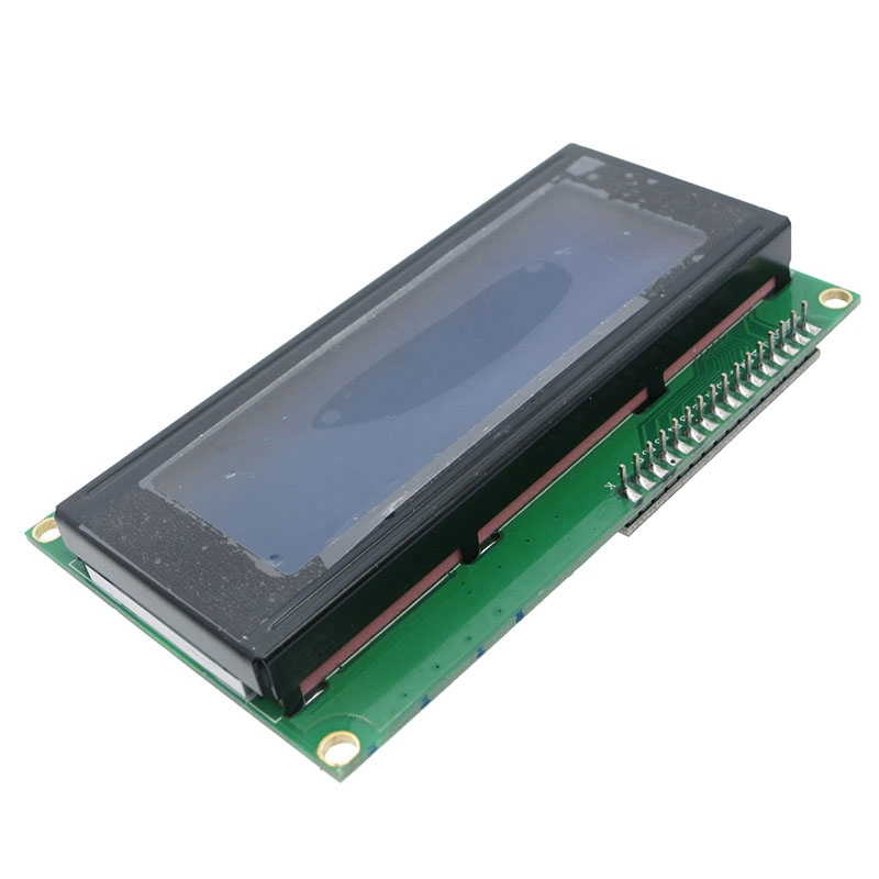 DSHA -Blue Serial IIC I2C TWI 2004 20x4 Character 5v LCD Module Display for Arduino