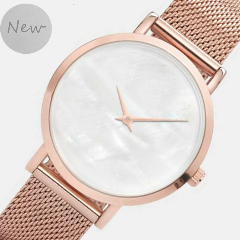 Women Watches Brand Fashion Quartz Wristwatch Water Resistant dress Rose gold ladies watch reloj mujer bayan kol saati relogio