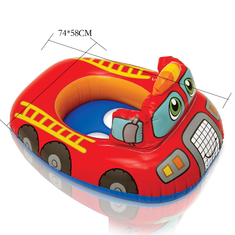 1Pcs Inflatable Pool float Baby Swimming Ring Baby Float Seat For Pool Floats For Swimming Pool Baby Swimming Tools 05