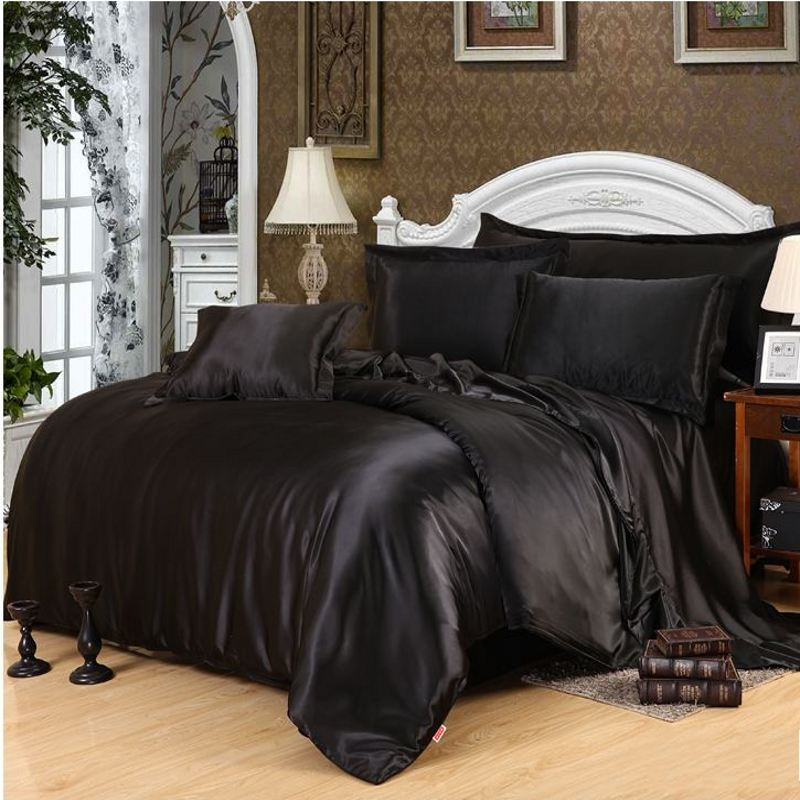 jacquard sateen cover copy black square of products striped quilt cotton set
