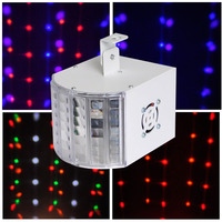 QY 3525 RGBWOP 6 Color DMX Stage Light LED Disco Light Beam Effect Butterfly Lamp Lighting