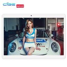 Cige A6510 10.1 «Octa Core планшетный ПК Android 5.1 MTK6592 4 ГБ/64 ГБ 1280*800 двойной SIM Bluetooth GPS фаблет 10 таблеток шт
