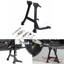 Papanda Motorcycle Black Central Stand Parking Center Support Holder for Honda CB500X CB500XA 2013-2016