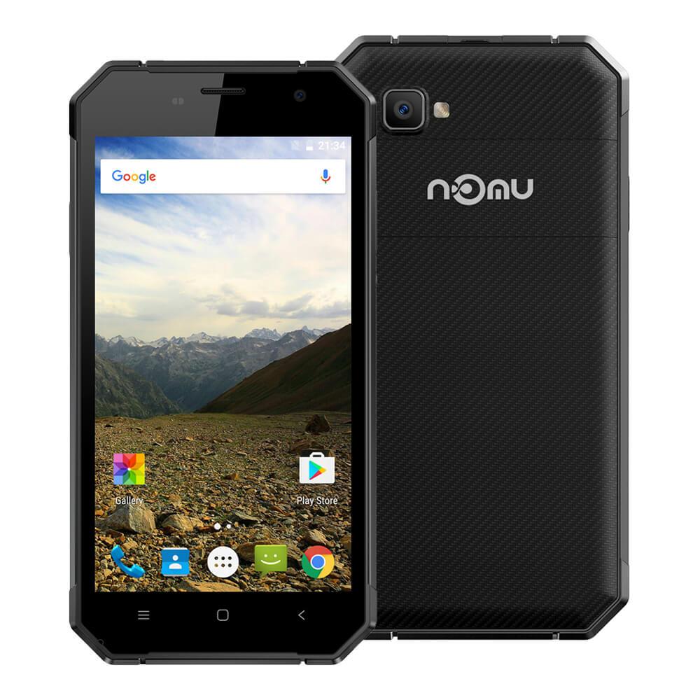 Цена за Оригинал НОМУ S30 IP68 Водонепроницаемый 5.5 inch FHD MTK6755 Octa core 2.0 ГГц Android 6.0 4 Г LTE Mobile телефон 4 ГБ 64 ГБ 16.0MP Мобильного Телефона