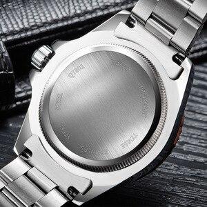 Image 2 - Hot Verkoop 2020New Tevise Quartz Heren Horloge Automatische Datum Fashion Luxe Sport Horloges Rvs Klok Relogio Masculino