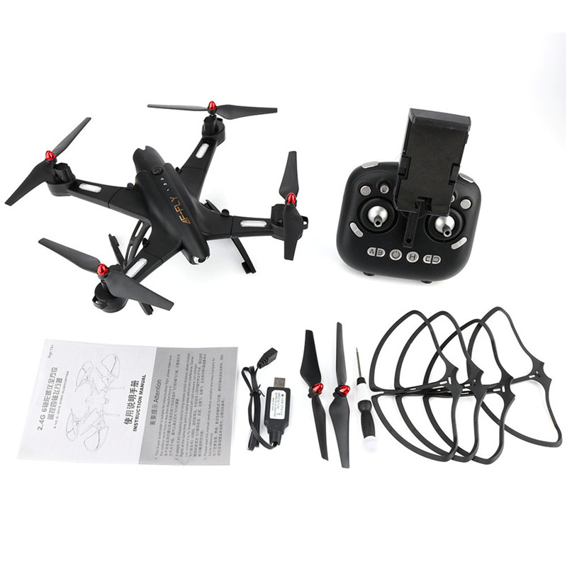 Professional Aerial Vehicle Remote Control Aircraft Helicopter Quadrocopter  With Camera Speed four-axis 4-Channel HD Wifi Toys yd 712 four shaft 2 4ghz 4 channel remote control aircraft toy silver grey
