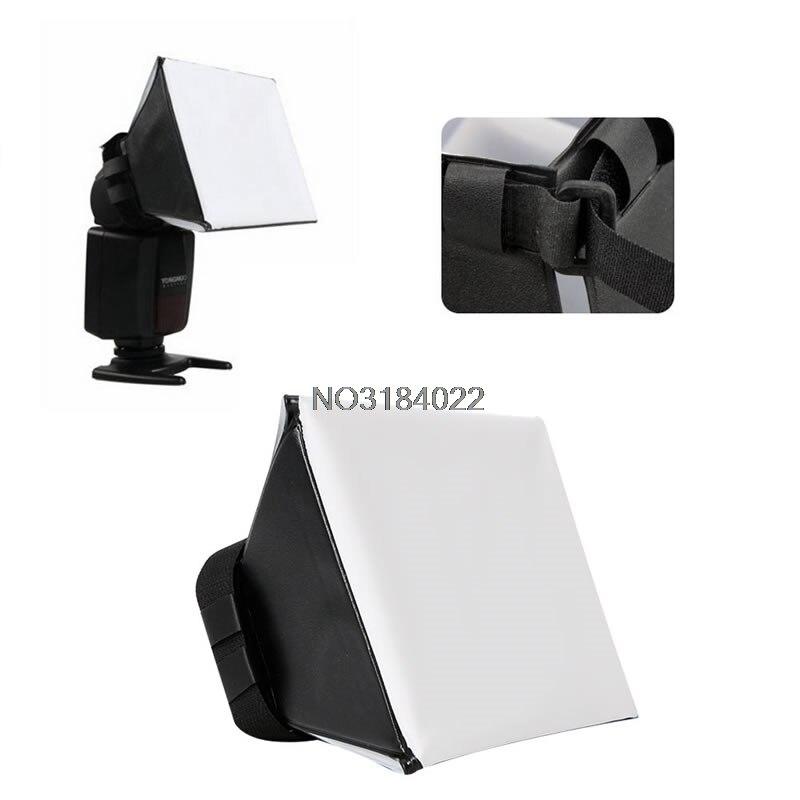 Camera & Photo Professinal Foldable Flash Diffuser Softbox For Canon Nikon Sony #4XFC# Drop Ship