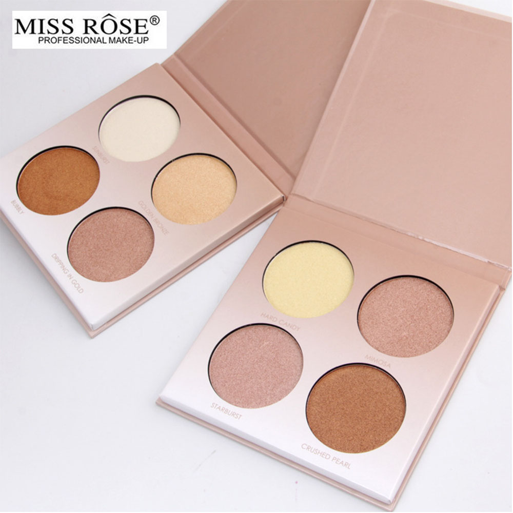New Spring 3D 48 Colors Eyeshadow Palette Women Cosmetic