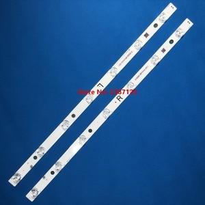 Image 5 - LED شريط إضاءة خلفي صفيف ل TX 55DX600E TB5509M M3090016V0 E74739 EX 55S0VE04 2Z543 0 I 631 0489 1 LB55070 V2 V3 550TV01 02