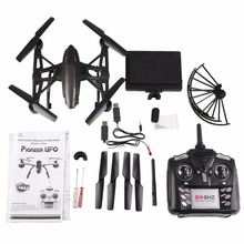 RC Plane WIFI FPV 5.8Ghz 4CH 6-Axis Gyro Quadcopter Headless Helicopter Drone Camera RTF Remote Control