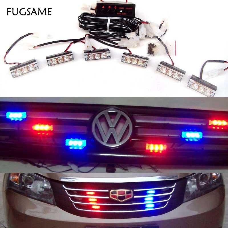 FUGSAME vairumtirdzniecības 18LED automašīnu kravas automašīnu - Auto lukturi