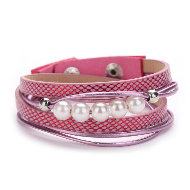 Women DIY Rope Bracelets...