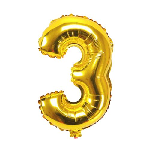 32 Inch Giant Outdoor Toy Inflated Numbers Bloon Foil Balloons Digit Air Birthday Wedding Party Gold 3 In Inflatable Bouncers From Toys