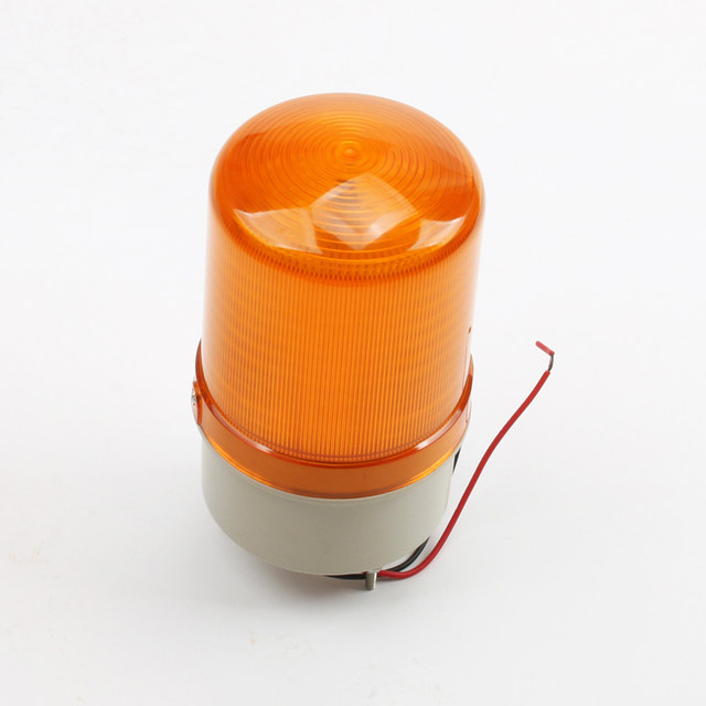 Jaune Rouge Vert 3PC Indicateur DEL Light avec Buzzer 110 V Air Conditionné diamètre 22 mm