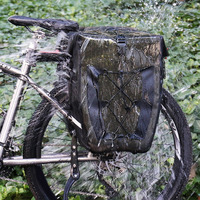 WHEEL UP Waterproof Touch Screen MTB Road Mountain Bicycle Bag TPU Portable Cycling Front Frame Top