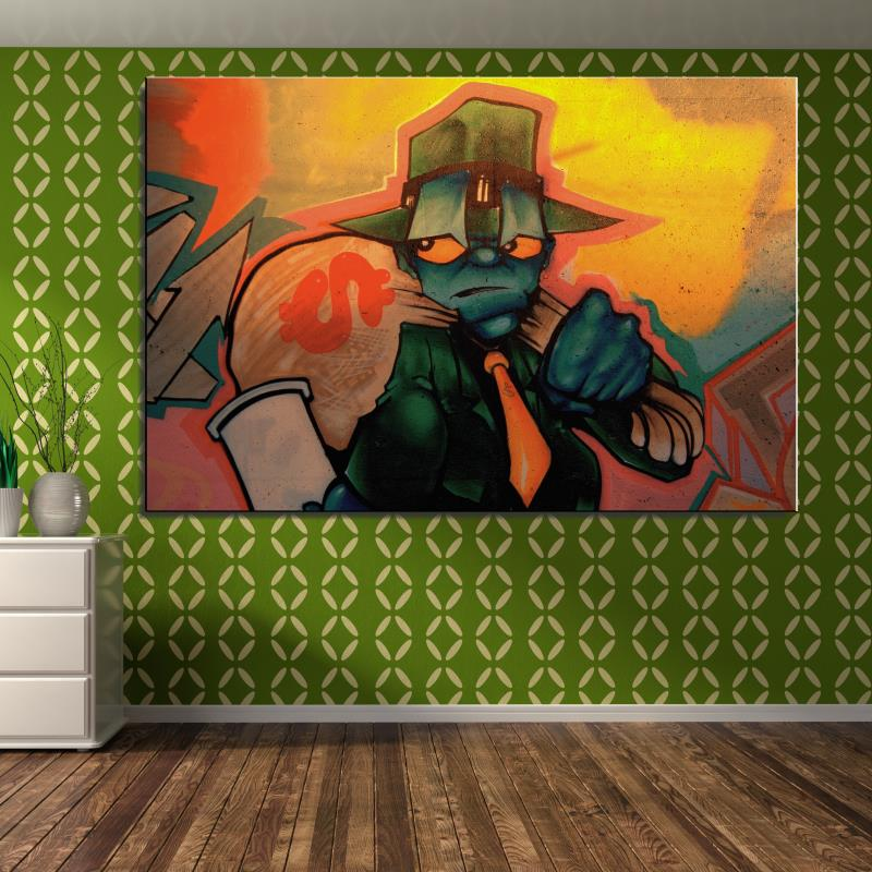 Frameless Modern Cartoon Chefs Canvas Prints Restaurant: Compare Prices On Thieves Oil- Online Shopping/Buy Low