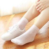 Women S Sports Socks Cotton Lady Business Casual Socks Antibacterial Deodorant Natural B1 11
