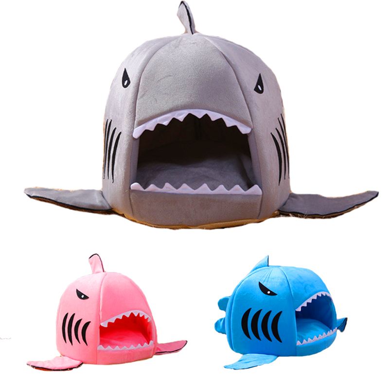 Popular Shark Cat Bed-Buy Cheap Shark Cat Bed lots from ...