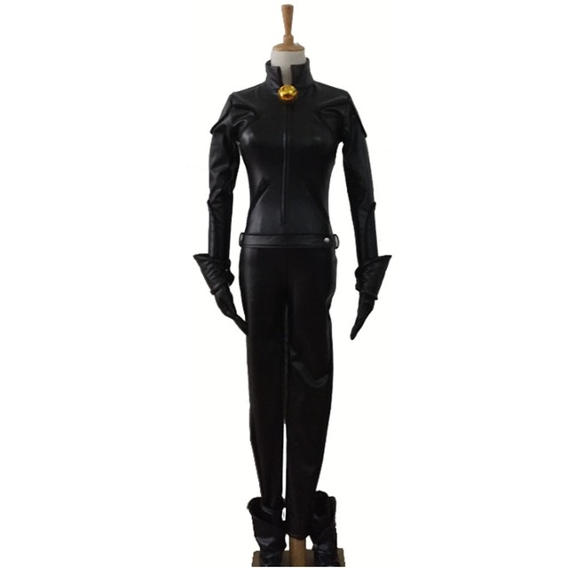 2018 Miraculous Ladybug Costume Cat Noir with Mask And Ear Cosplay Costume ff1d0c7dd866