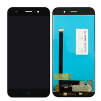 100% test For ZTE Blade V6 X7 D6 Z7 LCD Display Screen with Digitizer Touch Screen Black color