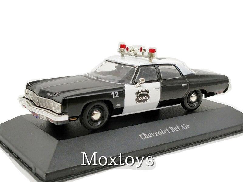 1:43 ATLAS Editions Collections Chevrolet Bel Air Diecast Miniature Model Car