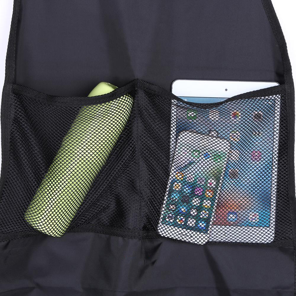 Car Seat Back Protector Cover for Children Babies Kick Mat Protect From Mud Dirt ...