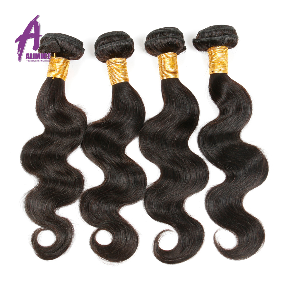 7A Grade Brazilian Virgin Hair Body Wave Soft 8-30 inches Hair Extensions Unprocessed Human Hair Brazilian Hair Weave Bundles