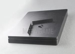 Image 3 - PS4 슬림 2000 게임 콘솔에 대 한 플레이 스테이션 4 슬림에 대 한 고품질 교체 주택 셸 케이스 커버