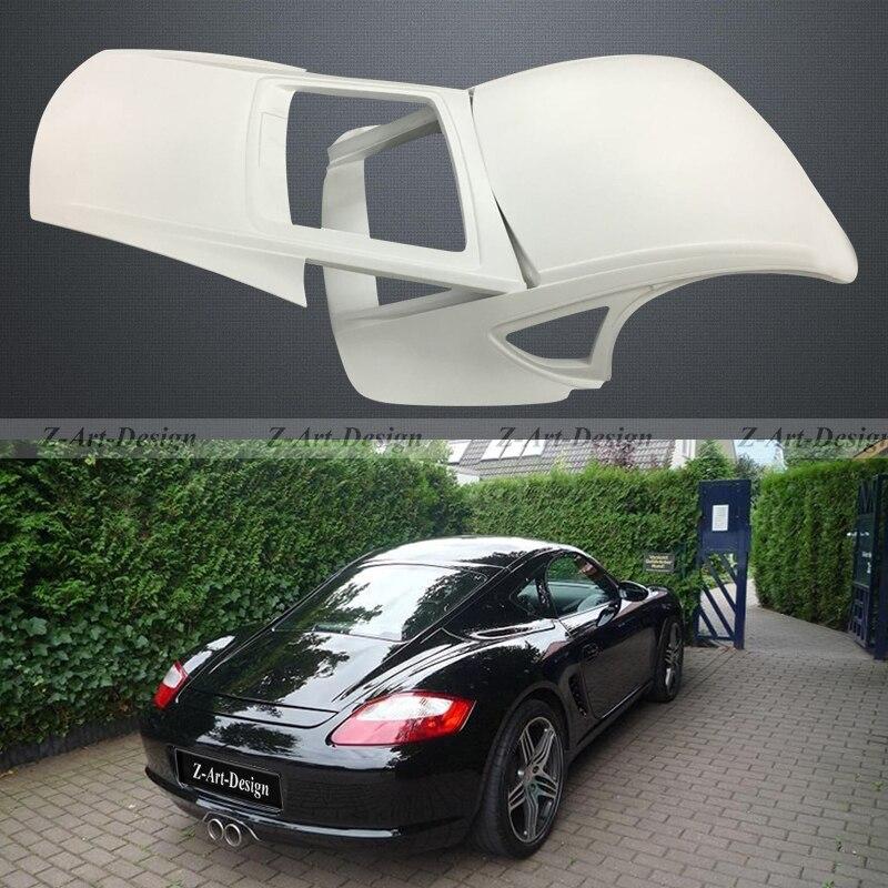 2016 Hot sale Z-ART Hardtop for Porsche Boxster 987 Original Z-ART Hard Top Car White Body Kit with FREE DHL/TNT SHIPPING machine