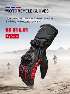 Motorcycle-Gloves Gant Touch-Screen SUOMY Waterproof Winter Guantes Men 100-%