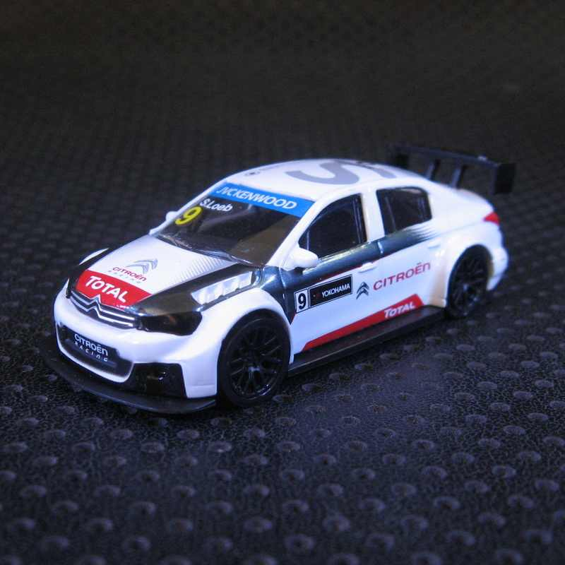 N orev 1:64 Citroen C-Elysee WTCC  super car boutique alloy car toys for children kids toys Model gift bulk freeship