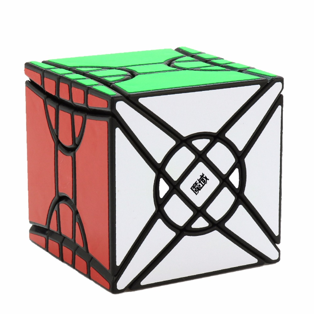 Hot Selling MoYu Yileng Fisher Time Wheel Cube Professional Magic Cube Puzzle Cubomagico Twist Educational Kid Toys For Children