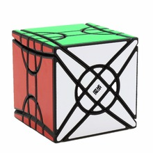Newest arrival MoYu Yileng Fisher Time Wheel Cube Professional Triangle Shape Twist Educational Kid Toys Drop Shipping in stock