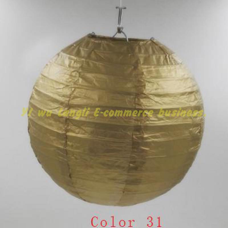 pcs round diy lampion white hanging lantern