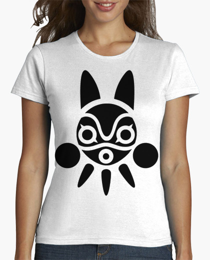 2017 Black Friday T Shirt Women Mononoke Short Cotton Print 100% Cotton T  Shirt Short Sleeve Shirt In T Shirts From Womenu0027s Clothing U0026 Accessories On  ...