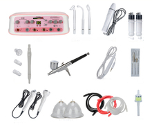 7 in one Multifunctional home mini skin care for beauty machine