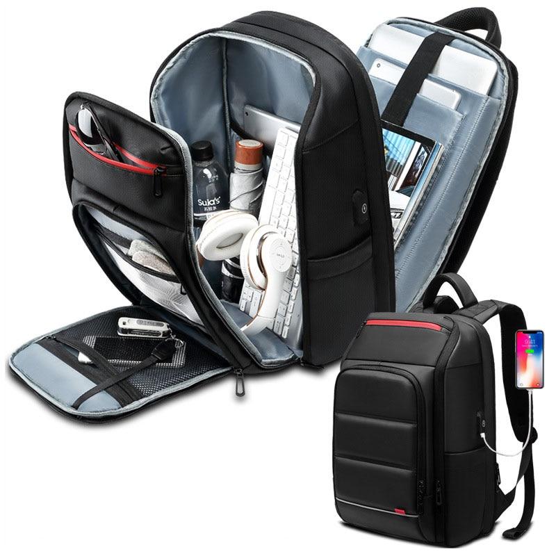 Luxury Brand Men Backpack Bag 15 6 Inch Laptop Notebook Mochila for Men Waterproof Back Pack