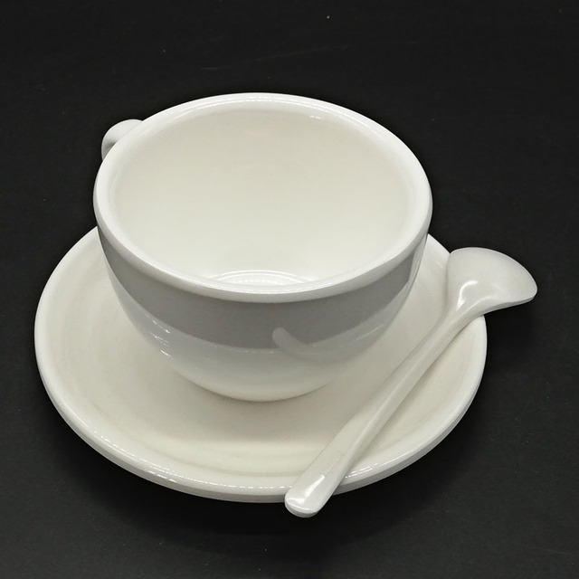 Melamine Dinnerware 3.8 Inch Coffee Cup 6 Inch Saucer For Coffee Cup Western Restaurant Private Home & Melamine Dinnerware 3.8 Inch Coffee Cup 6 Inch Saucer For Coffee Cup ...