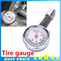 1pcs Car Dial Tire Gauge Meter Precision Pressure Tyre Measure Metal 0810