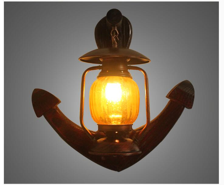 Decorative wooden Yellow Wall Lamp Lights For Bedroom Home ... on Wood Wall Sconces Decorative Lighting id=85892
