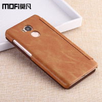 Xiaomi Redmi 4 PRO Case Flip Wallet Luxury Smooth Redmi4 Pro PU Leather Funda Mofi Original