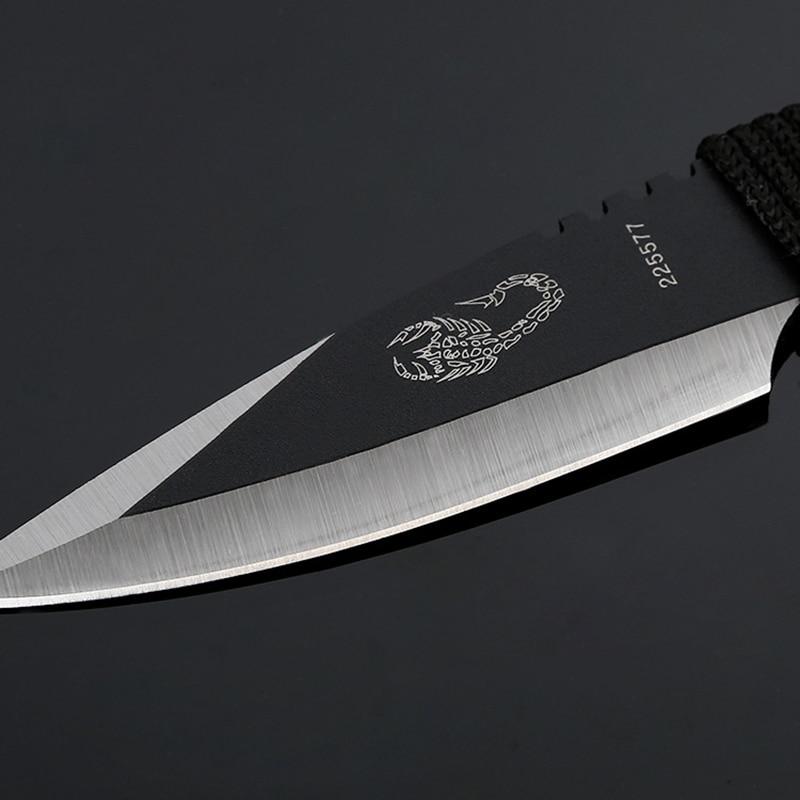 CS COLD стоманен нож за джобове Karambit - Ръчни инструменти - Снимка 4